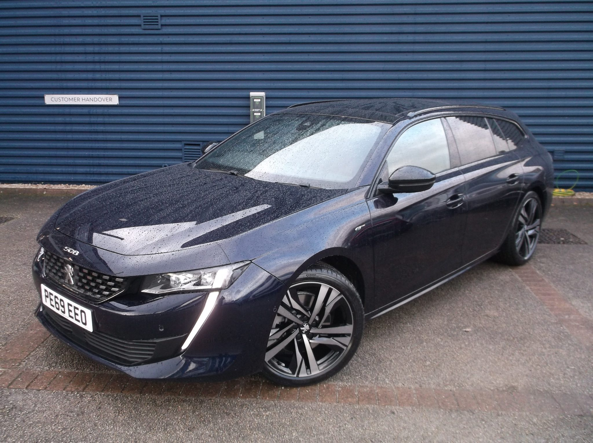 Peugeot 508 GT SW First Edition