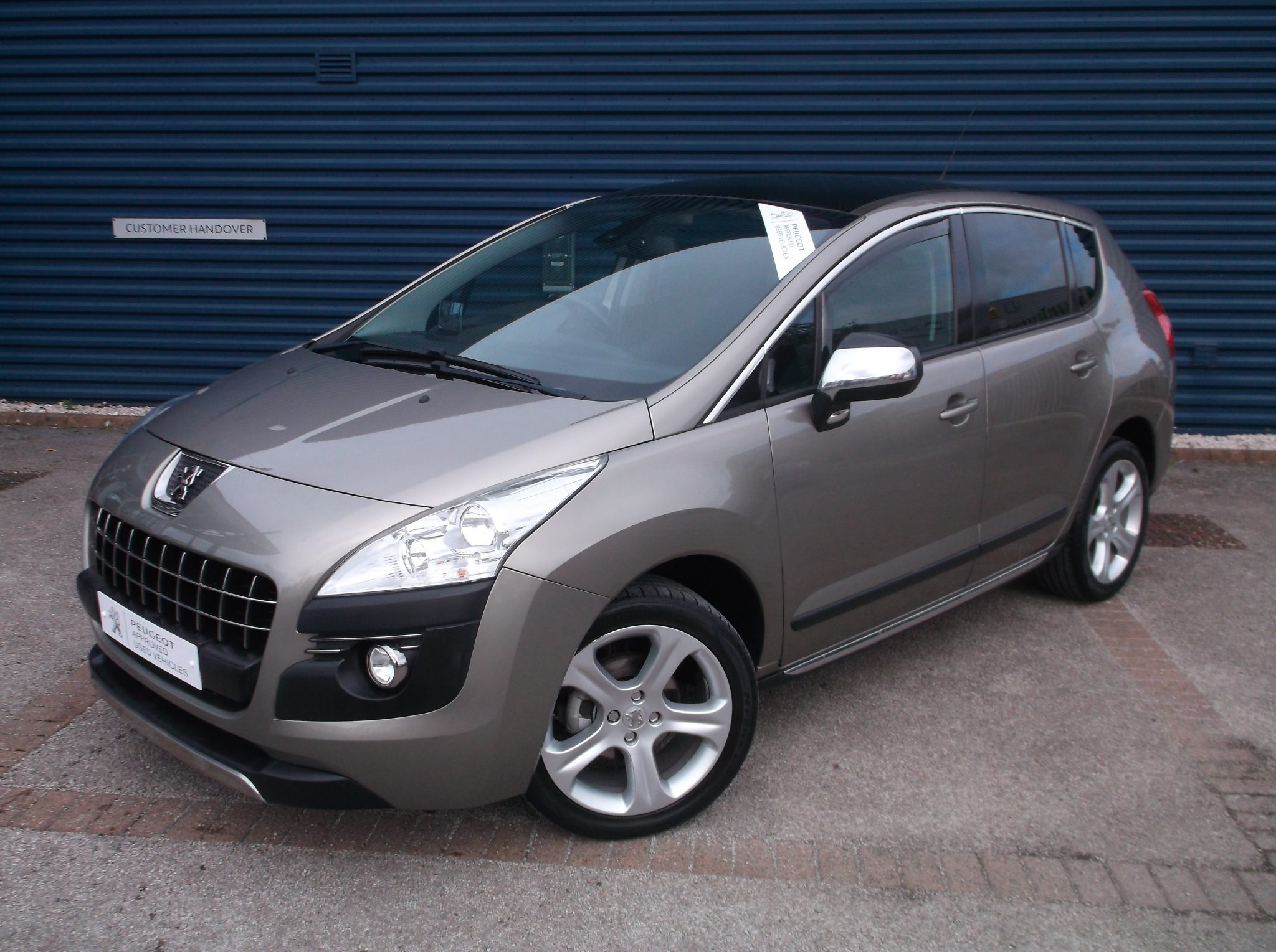 Peugeot 3008 Crossover Allure